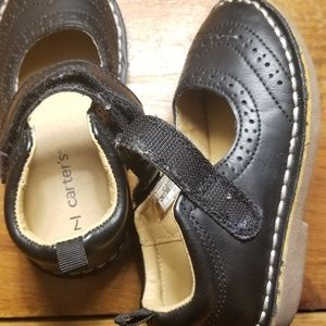 Toddlers CARTERS shoes Mary Jane sz 7